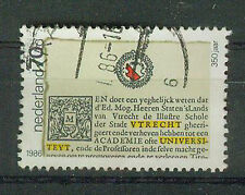 Briefmarken Niederlande 1986 Universität Utrecht Mi.Nr.1296