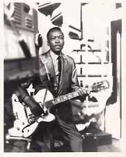 John Lee Hooker en 1964 Tirage original postérieur circa 1990