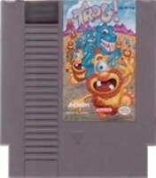 Trog NES Nintendo Fun Game