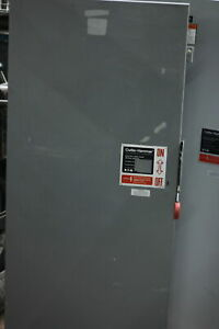 Cutler-Hammer DH365FGK 400A 600V Fusible Disconnect 1 Year Warranty
