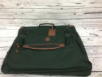 Samsonite Green Blue Traveling Luggage Carry On Business Suit Bag