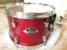 Pearl Export EXL Fusion Rack Tom  Natural Cherry Lacquer - 12 x 8