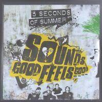 5 Seconds Of Summer -Sounds Good Feels Good [CD]