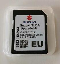 Carte SD Suzuki SLDA Europe 2019-39921-54P63-000//8618013100