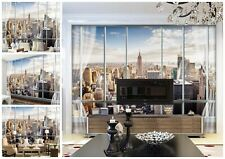 Custom Photo 3D Wallpaper New York City Landscape Wall Living Room Decoration