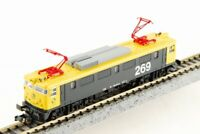 KATO N-Scale 137-1303 RENFE 269-304-2 AMARILLO/GRIS made in JAPAN !!