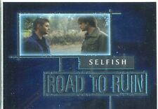 Supernatural Connections Chase Card Road To Ruin R.1 Selfish