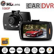 Auto Car DVR Camera Dash Video Recorder LCD G-sensor Night Vision HD 1080P HS
