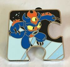 BIG HERO 6 Character Connection Pin FRED Mystery Puzzle Disney LE1100