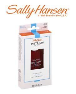 SALLY HANSEN INSTA-DRI DRY CHIP RESISTANT TOP COAT