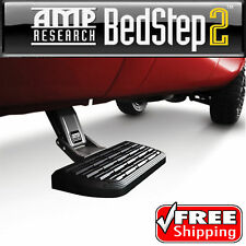 AMP BedStep2 Retractable Step for 99-14 Chevy Silverado 1500 2500HD 3500 Sierra