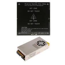 MK3 Alluminio riscaldato Bed + 20A Alimentazione elettrica per stampante 3D