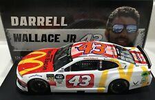 Darrell Wallace #43 McDonald's Team Bacon HO 2019 1/24 Scale NASCAR Diecast