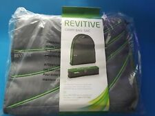 Revitive Circulation Booster Storage Bag For Device And Accessories New Open Box
