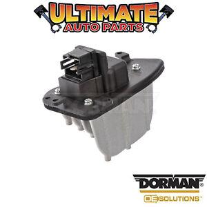 Dorman: 973-541 - HVAC Blower Motor Resistor Kit