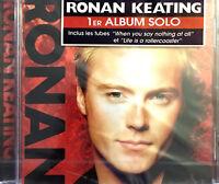 Ronan Keating CD Ronan - Europe (M/M - Scellé / Sealed)