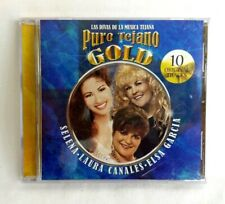 Pure Tejano Gold las Divas de la musica Tejano New sealed CD Selena and others