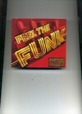 FEEL THE FUNK - JAMES BROWN DIANA ROSS MARVIN GAYE ISLEY BROTHERS - 3 CDS - NEW!