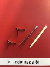Ersatzteil Set Victorinox Classic Taschenmesser Scheren Feder Zahnstocher Pinzet
