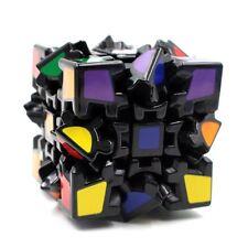 Meilleur cadeau! Cube de Rubic noir 3x3 Magique Jeux d'enfant jouet