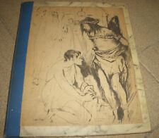 TURLA PAGLIARDINI - LA BILANCIA SUL MONTE - EDITRICE RAGGIO 1947 - ESEMPLARE 110