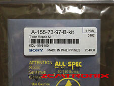 SONY T-con Repair Kit 55.46T02.C05   A1557397C  1-877-777-11  KDL-46V5100