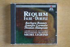 Fauré & Duruflé: Requiem   (C518)
