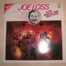 JOE LOSS Plays Your All - Time Party Hits (Double Vinyl Album)