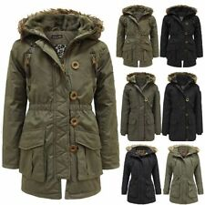 Unbranded Boys' Polyester Coats, Jackets & Snowsuits (2-16 Years) with Hooded