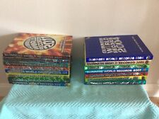 Guiness World Record Books Hardcover 2004-2018 Sold Separately