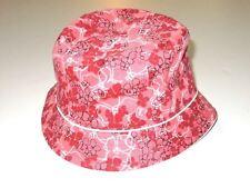 New Burton Womens Crusher Sun Bucket Hat Cap Medium / Large