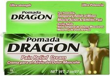 Pomada Dragon Ultra Strength Pain Relieving Cream 2 oz (Pack of 4)