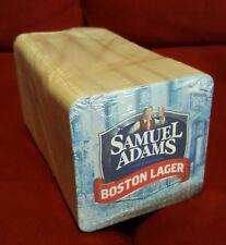 Samuel Adams Boston Lager Beer Coasters ~ 125