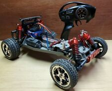 Traxxas Bandit Vxl Brushless Modified For Rally Car Body And Lots Of Aluminum.