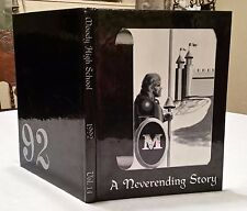 1992 Moody High School Annual A Neverending Story Vol. 14 Moody Alabama