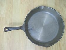 "UNUSED Wagner's Original 1891 11-3/4"" Cast Iron Skillet NEVER SEASONED - READ"