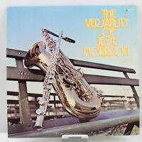 The Versatility of Jesse Morrison Vintage Vinyl Record LP VG+ ABET 408