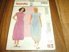 BURDA-PLUS Schnittmuster 8964                    2x  KLEID                 36-48