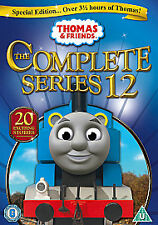 Thomas And Friends - Classic Collection - Series 12 (DVD, 2011)