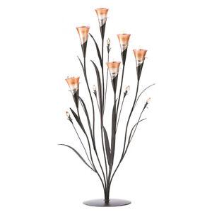 dawn flower candleholder