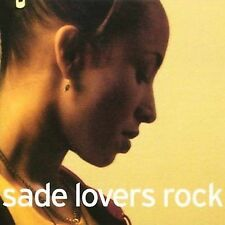 ONE CENT SALE Lovers Rock by Sade (CD, Dec-2003, Sony Music Distribution (USA))