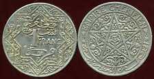MAROC 1 franc 1921