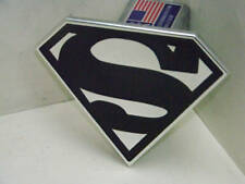 SUPERMAN ,black hitch cover,expedition,chevy,H2,super