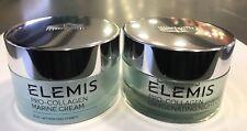 Elemis Pro Collagen Marine Cream 50ml And Oxygenating Night Cream 50ml Jar