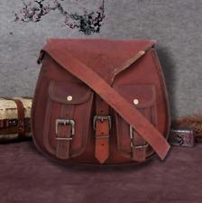 Women Handmade Crossbody handbag Leather
