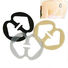 10x Antiskid Invisible Women Webbing Bra Underwear Adjust Anti-slip Buckle Clip