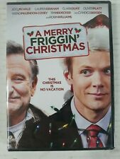 A Merry Friggin Christmas (DVD, 2014) Robin Williams, Candice Bergen Sealed New!