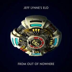 "CD "" Jeff Lynne's Elo - From Out Of Nowhere """