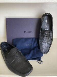 PRADA Loafers Size 7.5 / 41