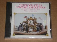 ANTOLOGIA DELLA CANZONE NAPOLETANA VOL. 4 (1925-1931) - CD SIGILLATO (SEALED)